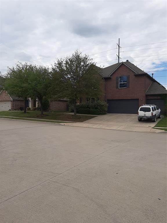1237 Newcastle Street, Roanoke, TX 76262 (#14520922) :: Homes By Lainie Real Estate Group
