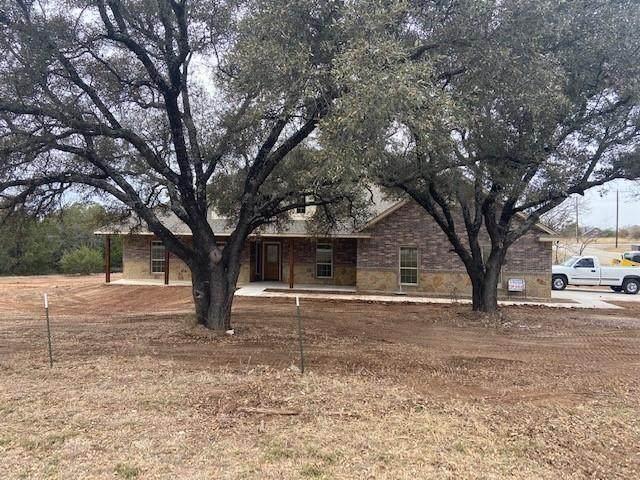 101 Wesley Drive, Weatherford, TX 76088 (MLS #14521554) :: Trinity Premier Properties