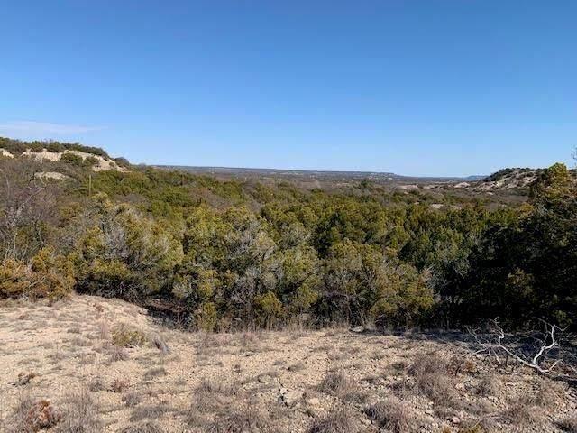 TBD County Road 654, Tuscola, TX 79562 (MLS #14521631) :: ACR- ANN CARR REALTORS®