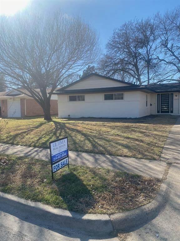 13419 Mount Castle Drive, Farmers Branch, TX 75234 (MLS #14521663) :: Post Oak Realty