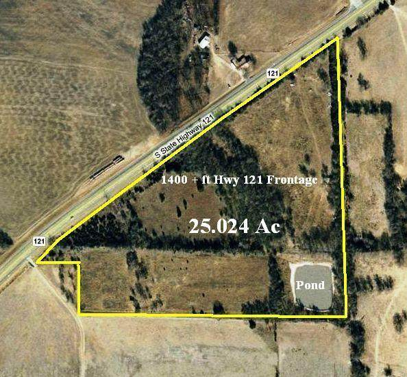 TBD Hwy 121 Highway, Bonham, TX 75418 (MLS #14522552) :: Jones-Papadopoulos & Co