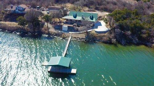 3703 Koko Road, Possum Kingdom Lake, TX 76429 (MLS #14522603) :: The Mauelshagen Group