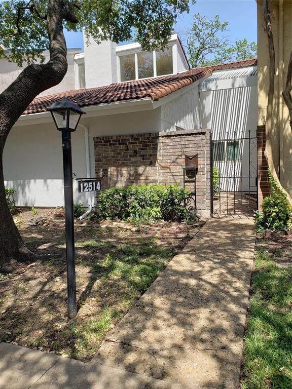 12514 Burninglog Lane, Dallas, TX 75243 (MLS #14522700) :: Trinity Premier Properties