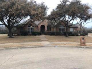 215 Stanford Court, Heath, TX 75032 (MLS #14523457) :: Craig Properties Group