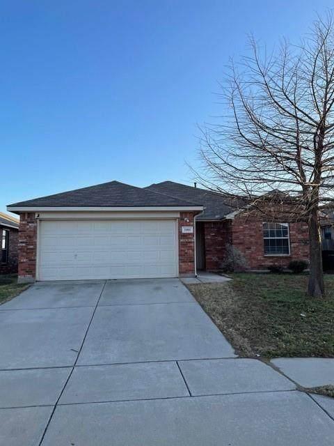 1161 Roping Reins Way, Fort Worth, TX 76052 (MLS #14523516) :: Craig Properties Group