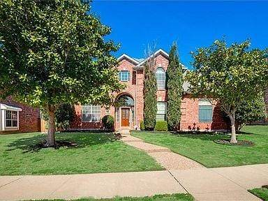 10156 Burnt Mill Lane, Frisco, TX 75035 (#14524647) :: Homes By Lainie Real Estate Group