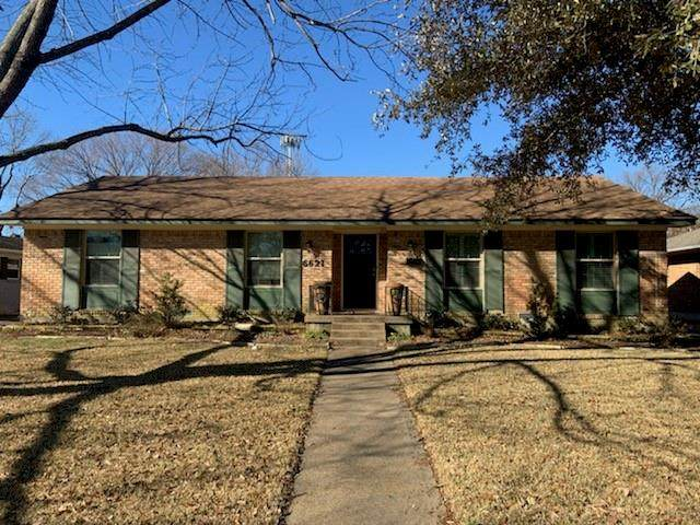 6621 Kingsbury Drive, Dallas, TX 75231 (MLS #14525186) :: Justin Bassett Realty