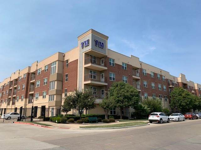 1100 W Trinity Mills Road #2046, Carrollton, TX 75006 (MLS #14526236) :: The Kimberly Davis Group