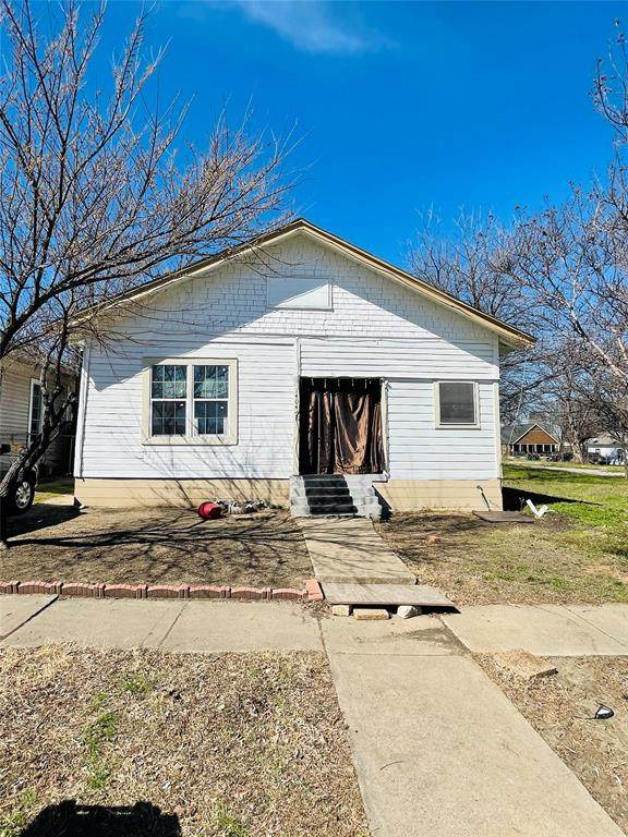 1404 Evans Avenue, Fort Worth, TX 76104 (MLS #14527008) :: The Tierny Jordan Network