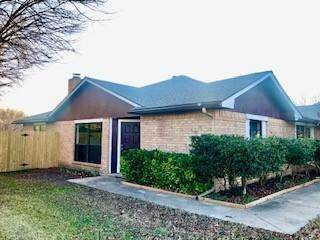 9925 Plainfield Drive, Fort Worth, TX 76108 (MLS #14527698) :: Bray Real Estate Group