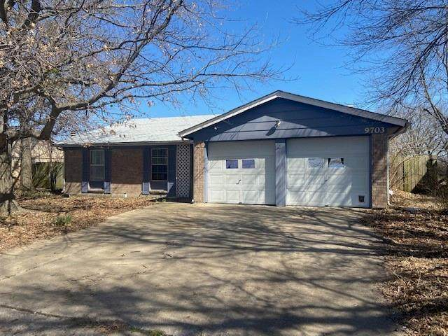 9703 La Rochelle Drive, Greenville, TX 75402 (MLS #14528513) :: Real Estate By Design