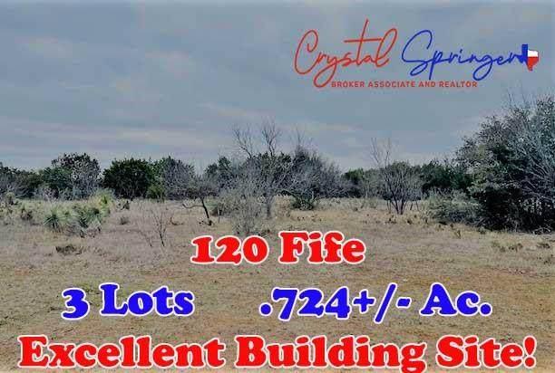 120 Fife Street, Brady, TX 76825 (MLS #14532333) :: Lyn L. Thomas Real Estate   Keller Williams Allen