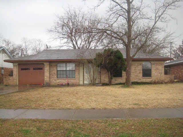 812 Quinette Drive, Seagoville, TX 75159 (MLS #14532931) :: Team Hodnett