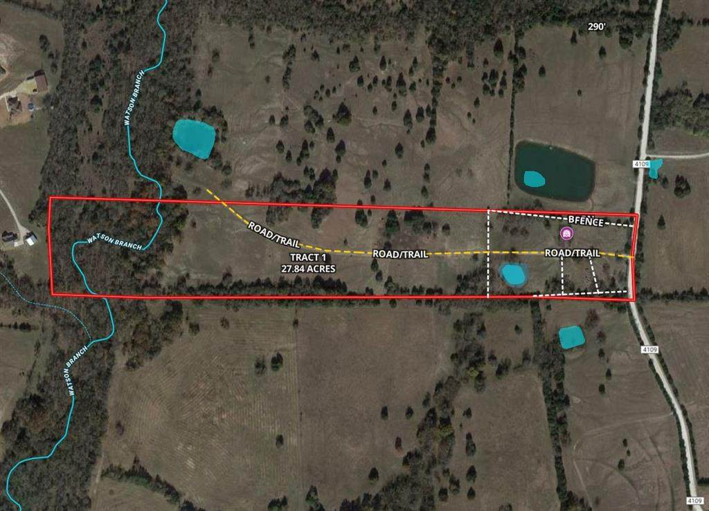 Tract 1 County Rd 4109 - Photo 1