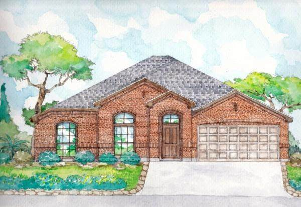 140 Independence, Joshua, TX 76058 (MLS #14534028) :: The Hornburg Real Estate Group