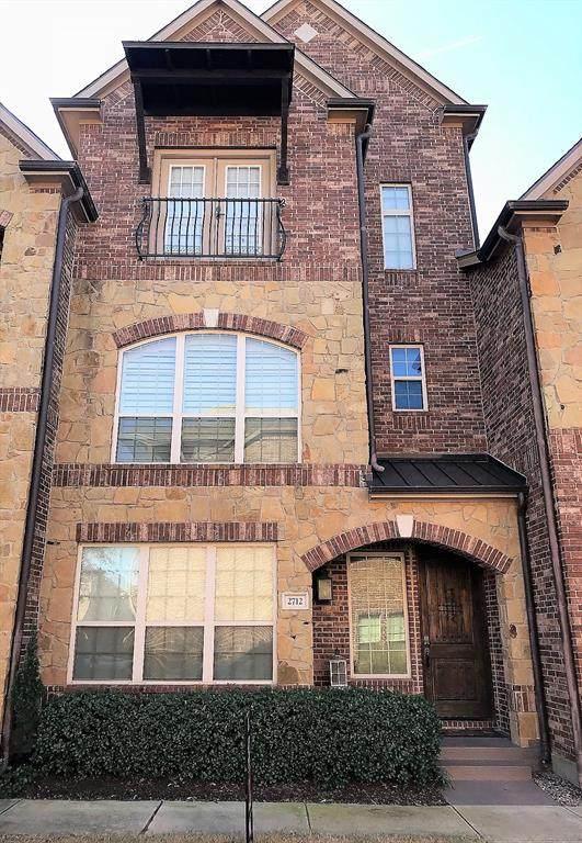 2712 Creel Lane, Carrollton, TX 75010 (MLS #14535479) :: Potts Realty Group