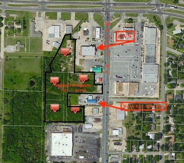 5114 Wesley St Street, Greenville, TX 75402 (MLS #14540379) :: The Rhodes Team