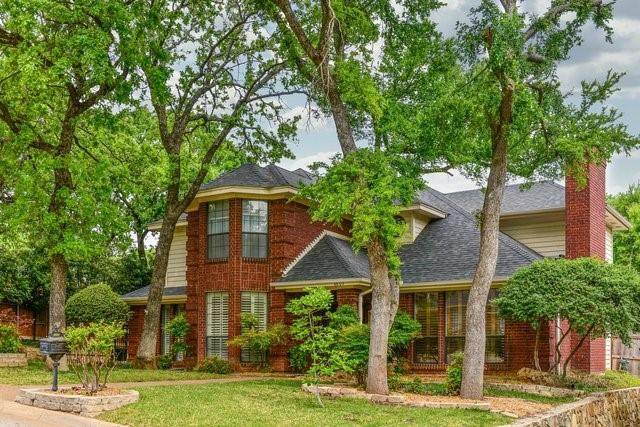 6605 Saddle Ridge Road, Arlington, TX 76016 (MLS #14540854) :: Russell Realty Group