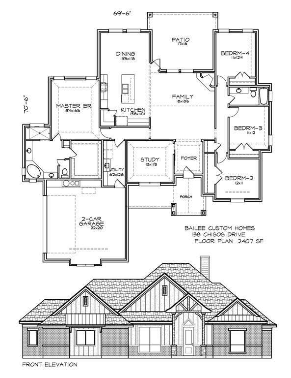 138 Chisos Drive, Decatur, TX 76234 (MLS #14540948) :: Trinity Premier Properties