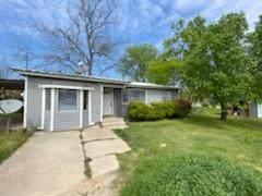 500 White Street, Whitesboro, TX 76273 (MLS #14541804) :: Wood Real Estate Group