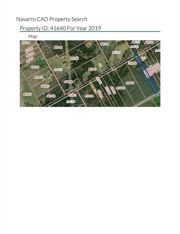TBD SE County Rd 4260, Kerens, TX 75144 (MLS #14543583) :: Real Estate By Design