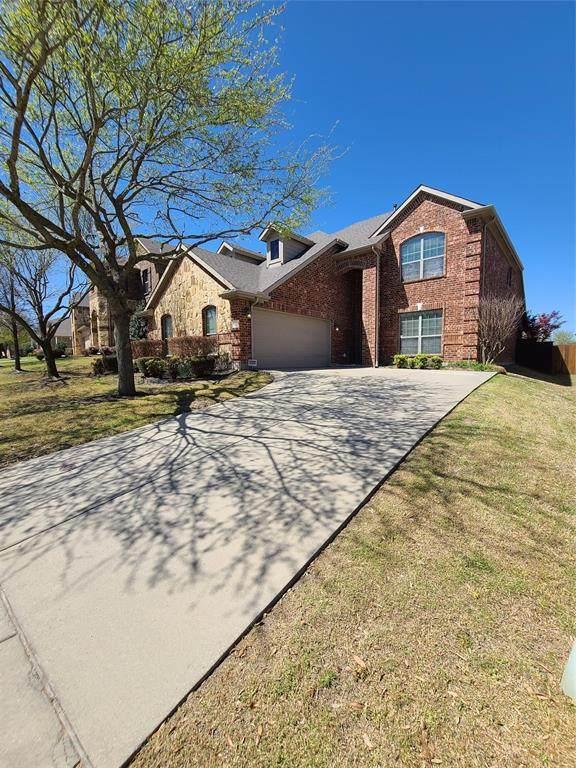720 Hardwood Drive, Mckinney, TX 75069 (MLS #14543895) :: Wood Real Estate Group