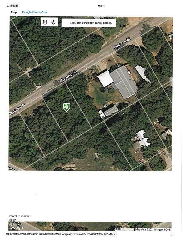 2807 Cypress, Granbury, TX 76048 (MLS #14544183) :: The Juli Black Team