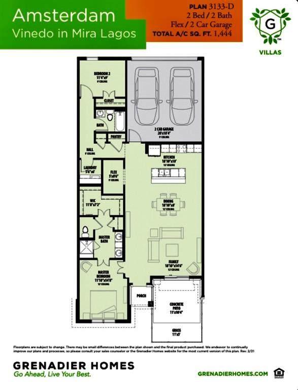 7224 Calistoga Lane, Grand Prairie, TX 75052 (MLS #14545956) :: Premier Properties Group of Keller Williams Realty