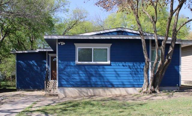7482 Mohawk Avenue, Fort Worth, TX 76116 (MLS #14546324) :: Wood Real Estate Group