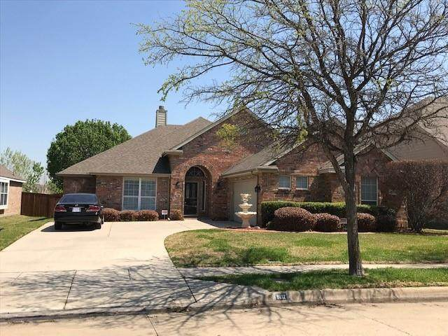 9612 Lankford Trail, Fort Worth, TX 76244 (MLS #14546841) :: The Star Team | JP & Associates Realtors