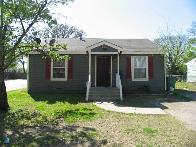 315 Jannie Street, Denton, TX 76209 (MLS #14547141) :: Team Hodnett