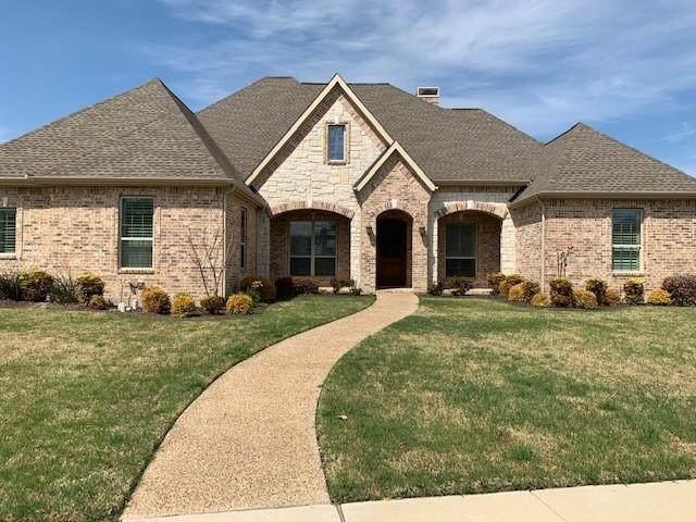 2461 Fair Oaks Lane, Prosper, TX 75078 (MLS #14547153) :: The Kimberly Davis Group