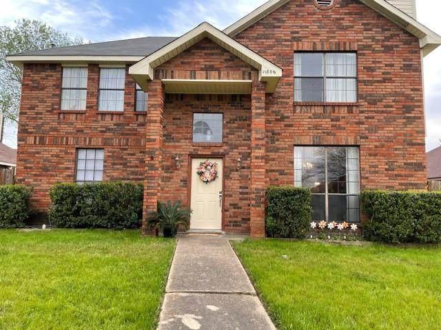 11806 Asher Lane, Balch Springs, TX 75180 (MLS #14547503) :: Robbins Real Estate Group