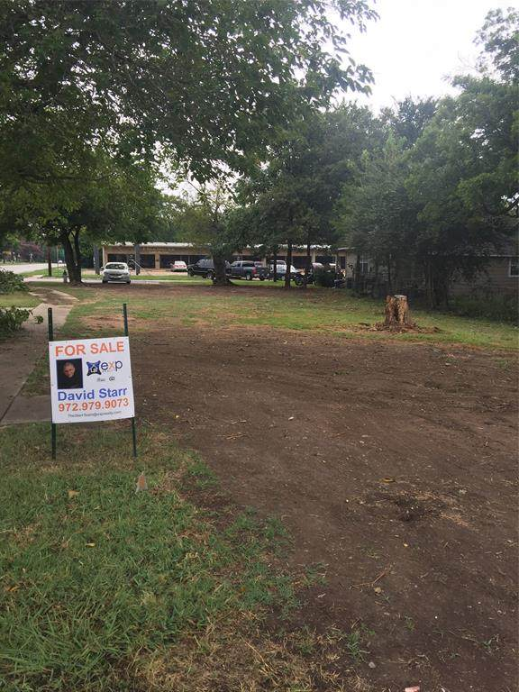 000 Virginia & College, Terrell, TX 75160 (MLS #14547542) :: Trinity Premier Properties