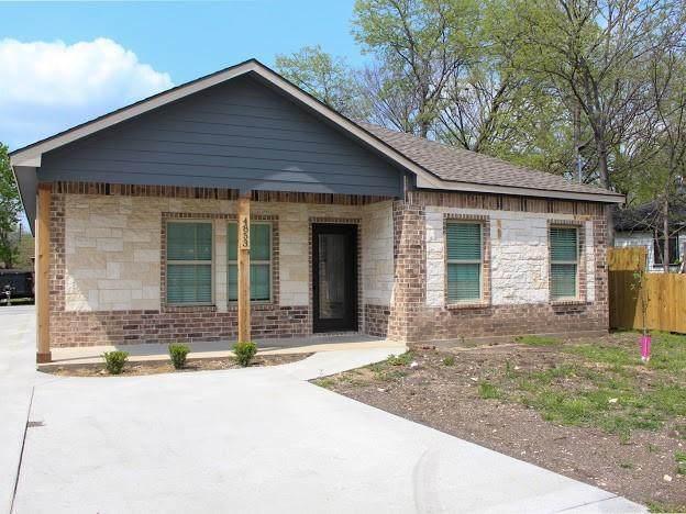 4853 Bernal Street, Dallas, TX 75212 (MLS #14547714) :: The Chad Smith Team