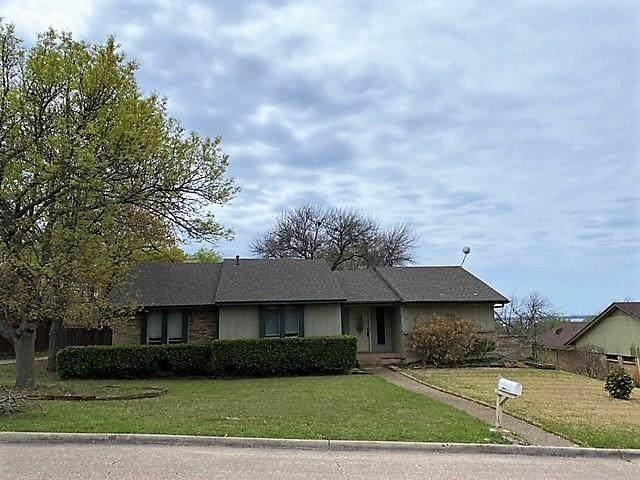 101 Becky Lane, Rockwall, TX 75087 (MLS #14547743) :: Premier Properties Group of Keller Williams Realty