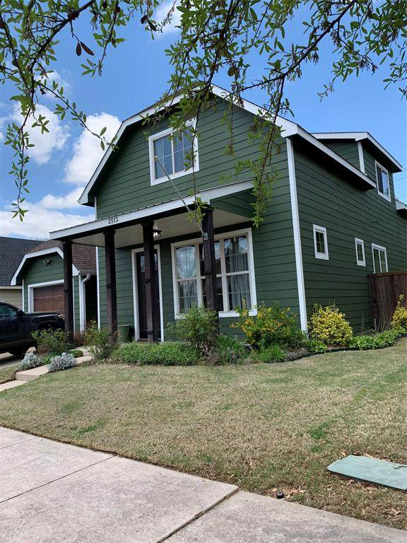 2513 Chebi Lane, Denton, TX 76209 (MLS #14547774) :: Trinity Premier Properties