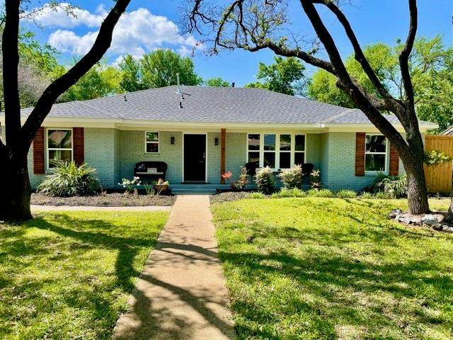 3508 Vinecrest Drive, Dallas, TX 75229 (MLS #14549692) :: Trinity Premier Properties