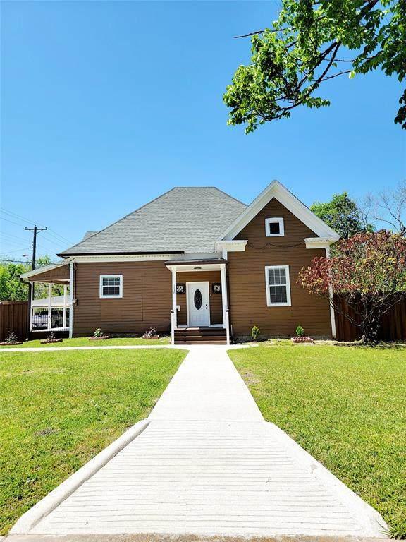1730 Walnut Street, Greenville, TX 75401 (MLS #14550404) :: Team Hodnett