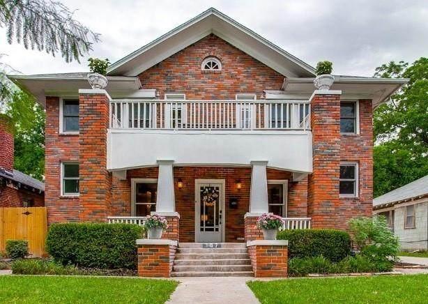 307 N Clinton Avenue, Dallas, TX 75208 (MLS #14550415) :: Jones-Papadopoulos & Co
