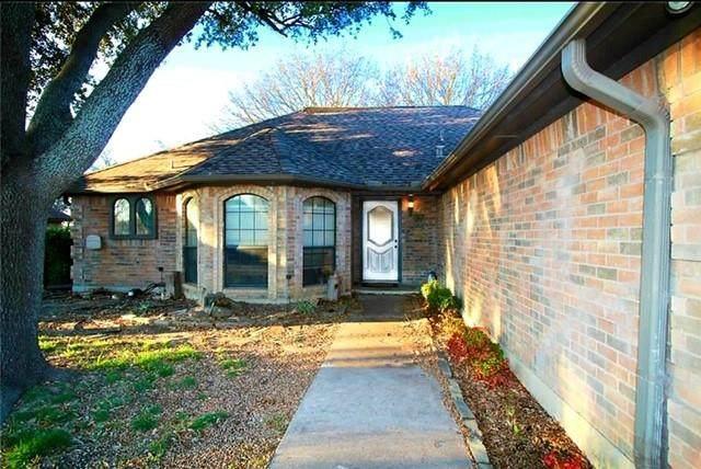 6705 N Park Drive, North Richland Hills, TX 76182 (MLS #14551284) :: Team Hodnett