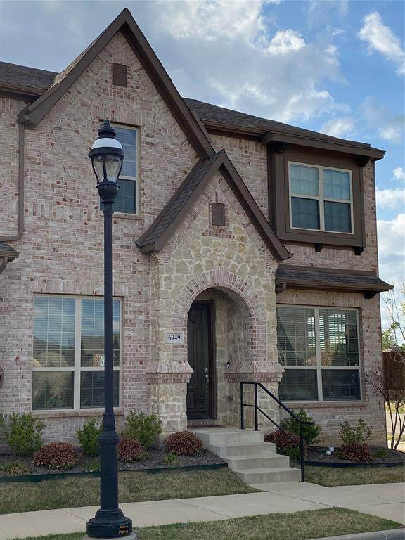 6949 Concord Way, North Richland Hills, TX 76182 (MLS #14551756) :: DFW Select Realty