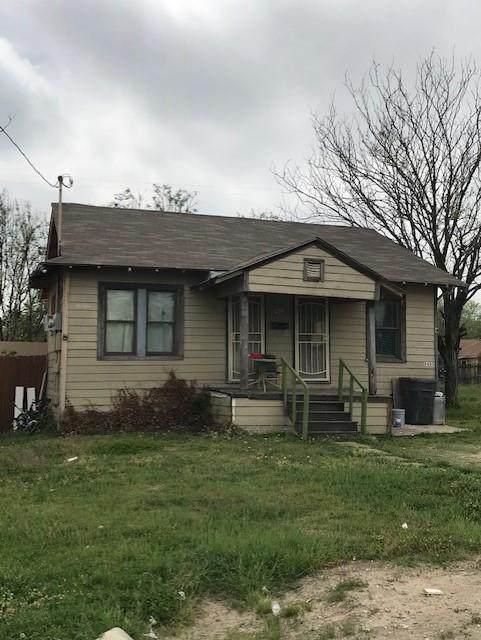 3433 Detonte Street, Dallas, TX 75223 (MLS #14551972) :: Real Estate By Design