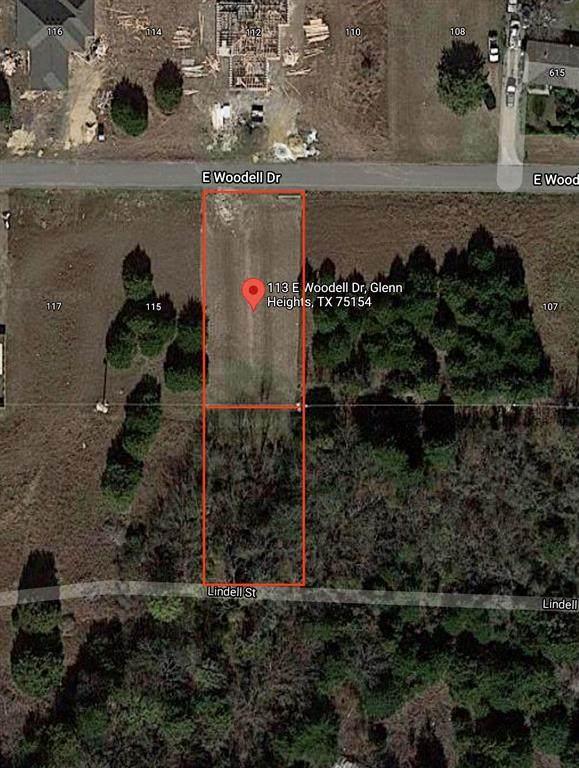 113 E Woodell Drive, Glenn Heights, TX 75154 (MLS #14553118) :: The Chad Smith Team