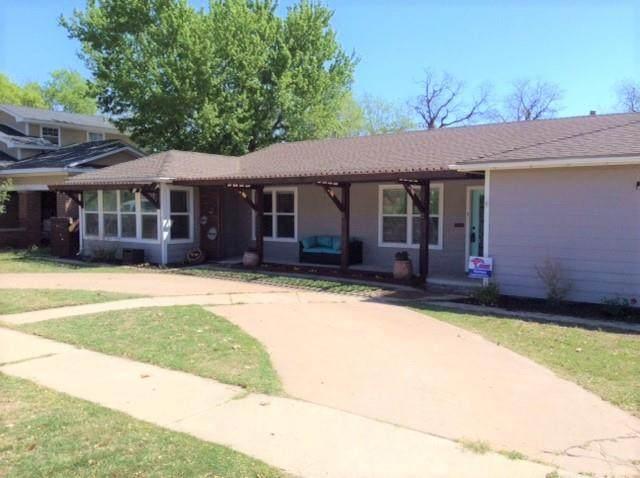 1025 Sayles Boulevard, Abilene, TX 79605 (MLS #14553198) :: The Heyl Group at Keller Williams