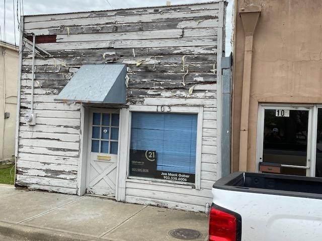 103 Hunter, Sulphur Springs, TX 75482 (MLS #14553515) :: The Kimberly Davis Group