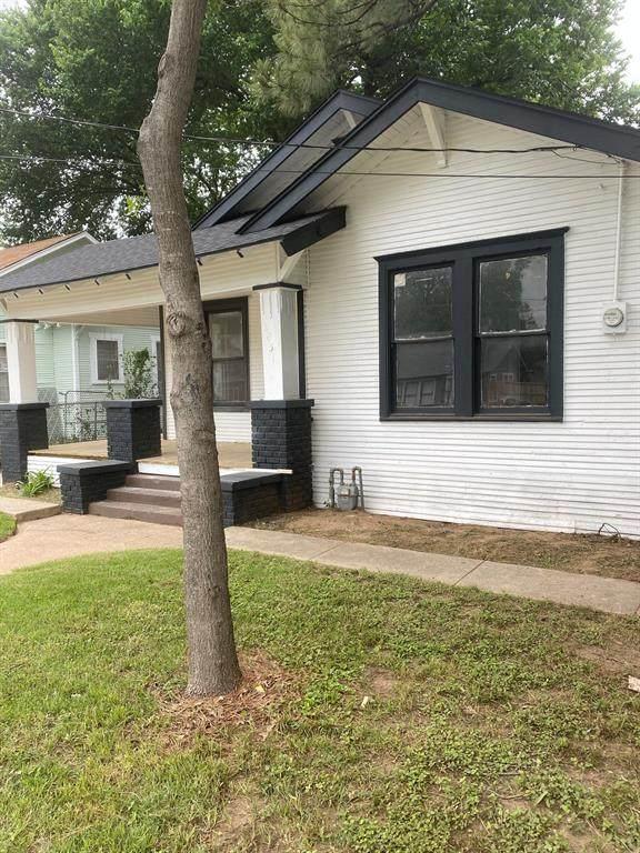 2831 Tanner, Dallas, TX 75215 (MLS #14553553) :: Real Estate By Design