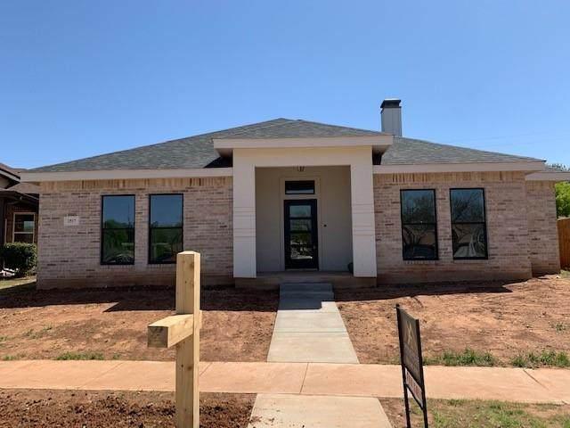 2517 John C Stevens Street, Abilene, TX 79601 (MLS #14553987) :: The Chad Smith Team