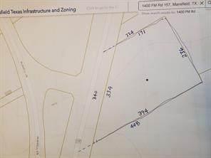 1400 Fm Road 157, Mansfield, TX 76063 (MLS #14554821) :: Craig Properties Group
