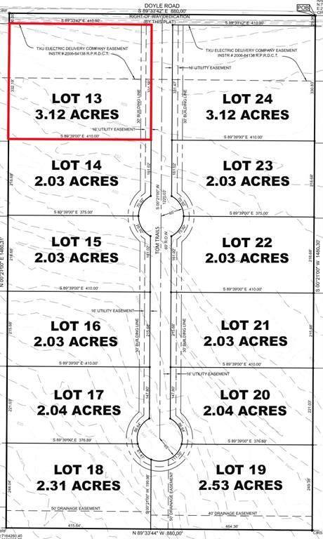 7220 Tom Trails, Krum, TX 76249 (MLS #14555728) :: The Mauelshagen Group